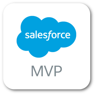 Salesforce MVP Logo