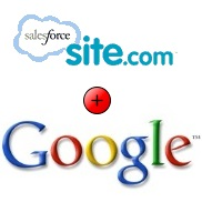 site.com and google search