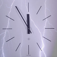 Lightning Clock